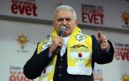 Başbakan Binali Yıldırım-5 Mart 2017-MUŞ