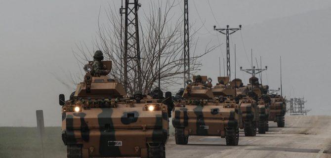 Afrin operasyonunda 28'inci gün