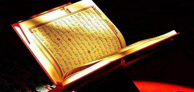 """""""Kur'an-ı Kerim'i yaşamak için öğrenmemiz gerek"""""""