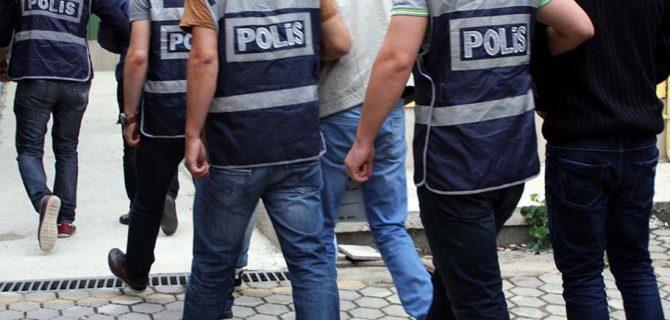 Çeşitli suçlardan 8 kişi tutuklandı