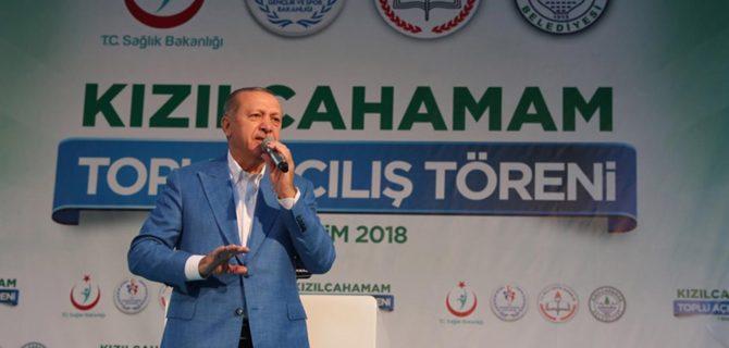 Cumhurbaşkanı Erdoğan: Kayyum tayinleriyle yolumuza devam edeceğiz